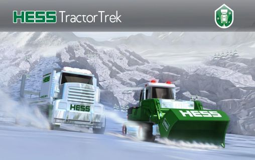 Download Hess: Tractor trek Android free game. Get full version of Android apk app Hess: Tractor trek for tablet and phone.