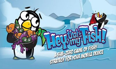 Screenshots of the Hey, That's My Fish! for Android tablet, phone.