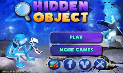 Screenshots of the Hidden Object for Android tablet, phone.