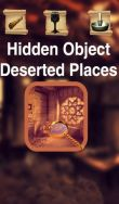Hidden objects: Deserted places free download. Hidden objects: Deserted places full Android apk version for tablets and phones.