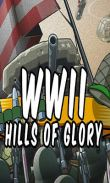 In addition to the game Protanks for Android phones and tablets, you can also download Hills of Glory WWII for free.