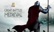 In addition to the game CSI Miami for Android phones and tablets, you can also download HISTORY Great Battles Medieval for free.