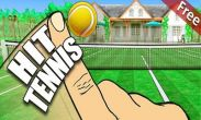 In addition to the game Rayman Jungle Run for Android phones and tablets, you can also download Hit Tennis 3 for free.