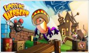 In addition to the game Galaxy on Fire 2 for Android phones and tablets, you can also download Hopping Herbert for free.