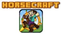 In addition to the game Wonder Zoo - Animal rescue! for Android phones and tablets, you can also download Horse craft: Minecraft runner for free.