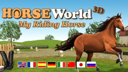 Download Horse world 3D: My riding horse Android free game. Get full version of Android apk app Horse world 3D: My riding horse for tablet and phone.