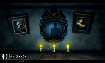 Screenshots of the House of Fear - Escape for Android tablet, phone.