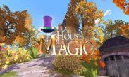 In addition to the game  for Android phones and tablets, you can also download House of magic for free.