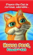 In addition to the game Defense Zone 2 for Android phones and tablets, you can also download House Pest: Fiasco the Cat for free.