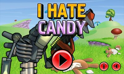 Screenshots of the I hate candy for Android tablet, phone.