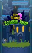 In addition to the game Super Penguins for Android phones and tablets, you can also download Icy Tower 2 Zombie Jump for free.