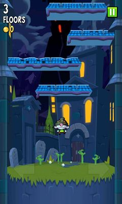 Screenshots of the Icy Tower 2 Zombie Jump for Android tablet, phone.