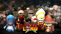 In addition to the game Talking Cat for Android phones and tablets, you can also download Infested land: Zombies for free.