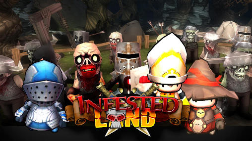 Download Infested land: Zombies Android free game. Get full version of Android apk app Infested land: Zombies for tablet and phone.