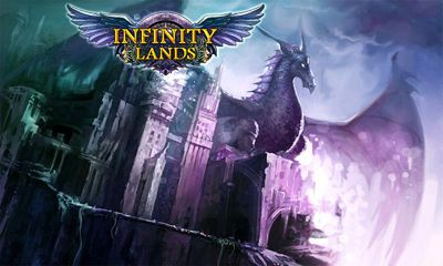 Screenshots of the Infinity Lands for Android tablet, phone.