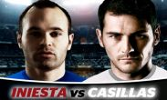 In addition to the game Judge Dredd vs. Zombies for Android phones and tablets, you can also download Iniesta VS. Casillas for free.