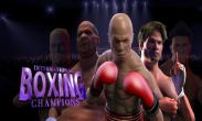 In addition to the game Pocket Frogs for Android phones and tablets, you can also download International Boxing Champions for free.