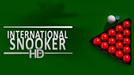 In addition to the game Temple Run for Android phones and tablets, you can also download International Snooker HD for free.