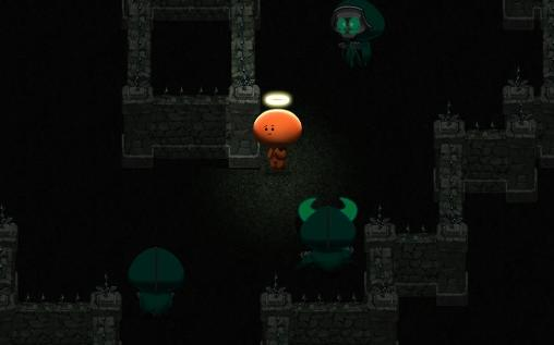 Screenshots of the Into the darkness for Android tablet, phone.