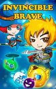 In addition to the game Pirates! Showdown for Android phones and tablets, you can also download Invincible brave for free.