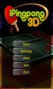 In addition to the game 9mm HD for Android phones and tablets, you can also download iPing Pong 3D for free.