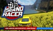In addition to the game Wars Online for Android phones and tablets, you can also download Island Racer for free.