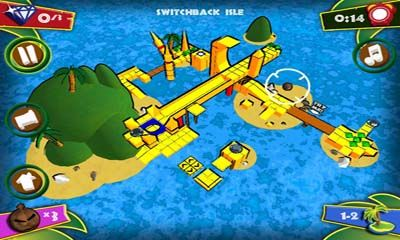 Islands of Diamonds - Android game screenshots. Gameplay Islands of