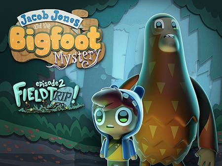 free download Jacob Jones and the bigfoot mystery: Episode 2 - Field trip! .apk free obb +data  full version