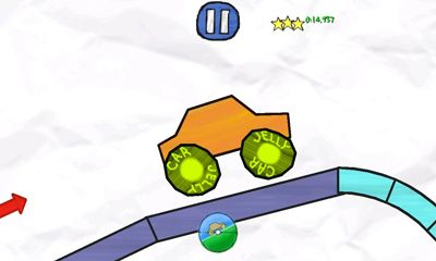 JellyCar 3 Android apk game. JellyCar 3 free download for tablet and