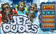 In addition to the game Mike's world for Android phones and tablets, you can also download Jet Dudes for free.