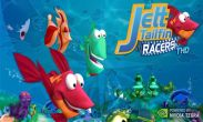 In addition to the game Turbo Racing League for Android phones and tablets, you can also download Jett Tailfin Racers for free.