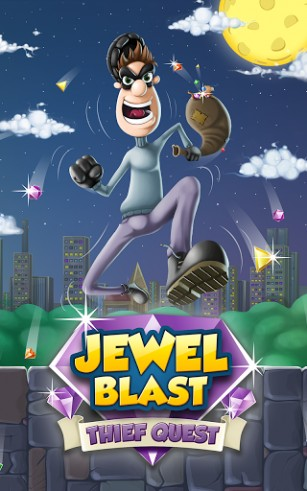 Download Jewel blast: Thief quest. Diamond blast: Game three in a row Android free game. Get full version of Android apk app Jewel blast: Thief quest. Diamond blast: Game three in a row for tablet and phone.