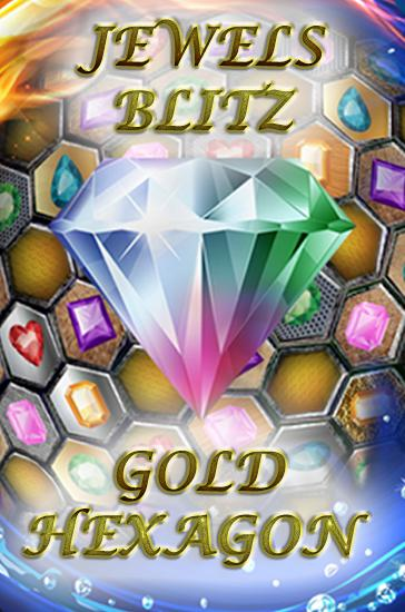 Download Jewels blitz: Gold hexagon Android free game. Get full version of Android apk app Jewels blitz: Gold hexagon for tablet and phone.