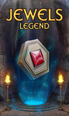 Screenshots of the Jewels Legend for Android tablet, phone.