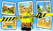 In addition to the game Real Pool 3D for Android phones and tablets, you can also download Joy Of Demolition 2 for free.
