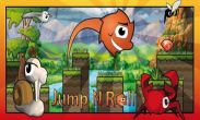 In addition to the game Vector for Android phones and tablets, you can also download Jump N Roll for free.