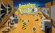In addition to the game Galaxy on Fire 2 for Android phones and tablets, you can also download Jumping Electron for free.
