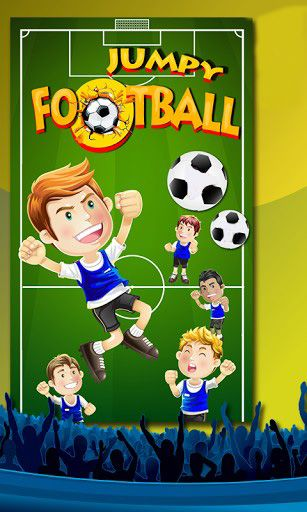 Download Jumpy football: Champion league Android free game. Get full version of Android apk app Jumpy football: Champion league for tablet and phone.