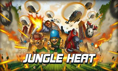Screenshots of the Jungle Heat for Android tablet, phone.
