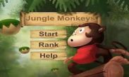 In addition to the game Rope Escape for Android phones and tablets, you can also download Jungle Monkey Jump for free.