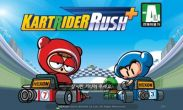 In addition to the game Zombie Driver THD for Android phones and tablets, you can also download KartRider Rush+ for free.