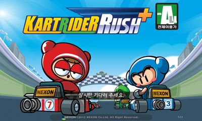 Download KartRider Rush+ Android free game. Get full version of Android apk app KartRider Rush+ for tablet and phone.