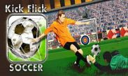 In addition to the game Go Go Goat! for Android phones and tablets, you can also download Kick Flick Soccer Football HD for free.