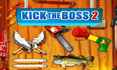 Screenshots of the Kick the Boss 2 (17+) for Android tablet, phone.