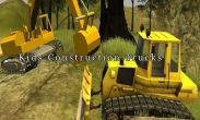 In addition to the game Fighting Tiger 3D for Android phones and tablets, you can also download Kids Construction Trucks for free.