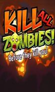 In addition to the game Duck dynasty: Battle of the beards for Android phones and tablets, you can also download Kill all zombies! for free.