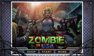 Screenshots of the Kill Zombies for Android tablet, phone.
