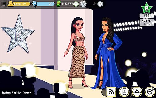 Free pictures images and photos kardashian kim hollywood game