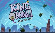 In addition to the game NBA JAM for Android phones and tablets, you can also download King Oddball for free.