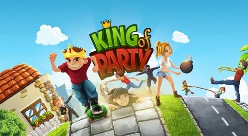Screenshots of the King of party for Android tablet, phone.